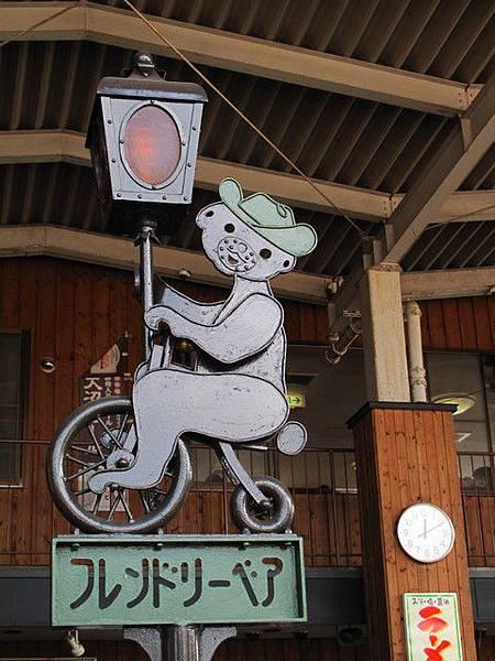 腳踏車店招牌