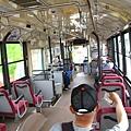 沒人坐的公車