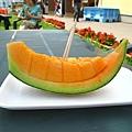 很甜的哈密瓜