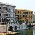 威尼斯人外的護城河