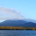 遠眺駒岳山
