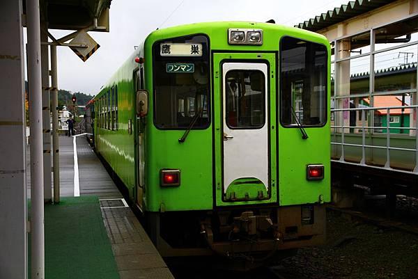 秋田内陸縦貫鉄道列車