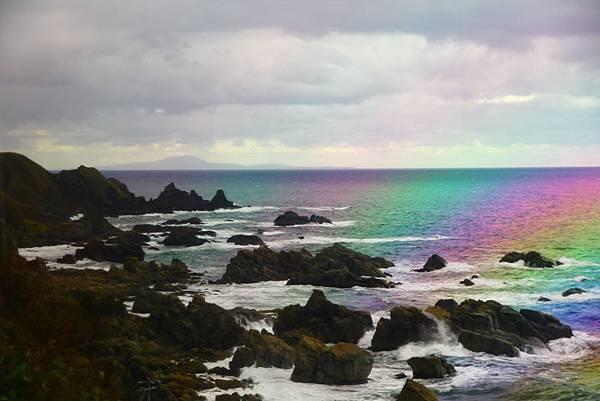 日本海風光