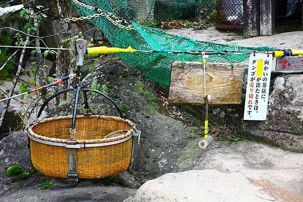 就是這個響板與竹籃