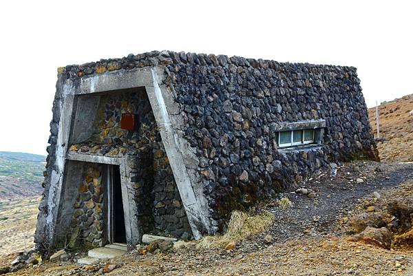 山上的避難小屋