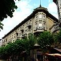 Bellinzona街景