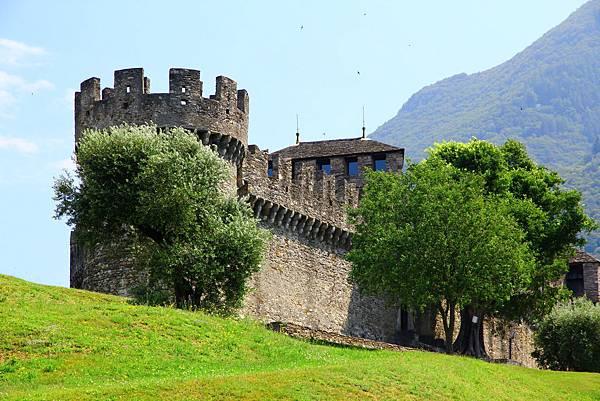 蒙特貝羅城堡