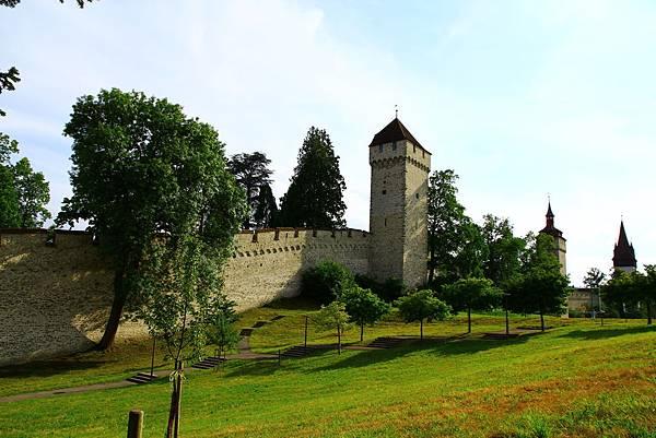 穆塞齊城牆