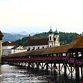 卡貝爾木橋