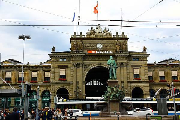 Zürich車站