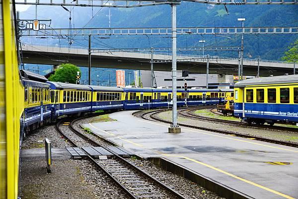 前進Grindelwald