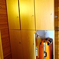 房內的置物櫃
