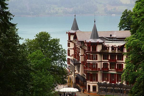 Historic Grandhotel Giessbach