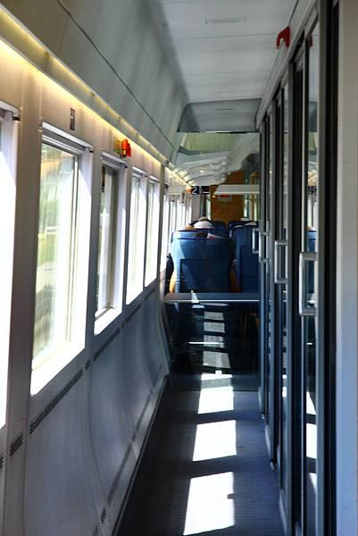 有包廂的列車