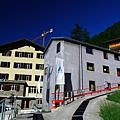 Zermatt YH公車下車處