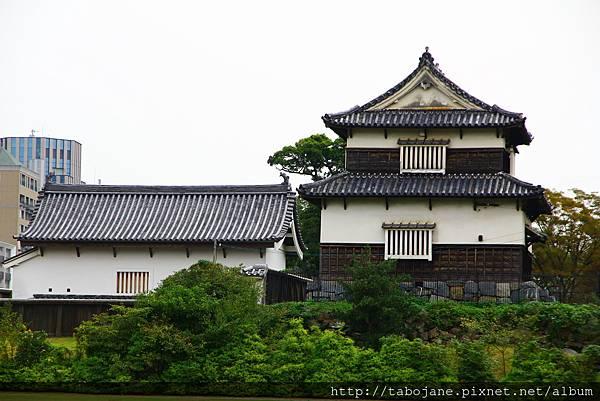 10/21 福岡城潮見櫓