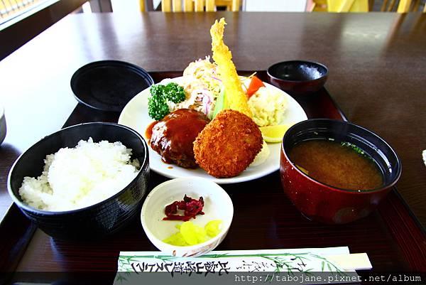 4/15 比叡山峰道レストラン
