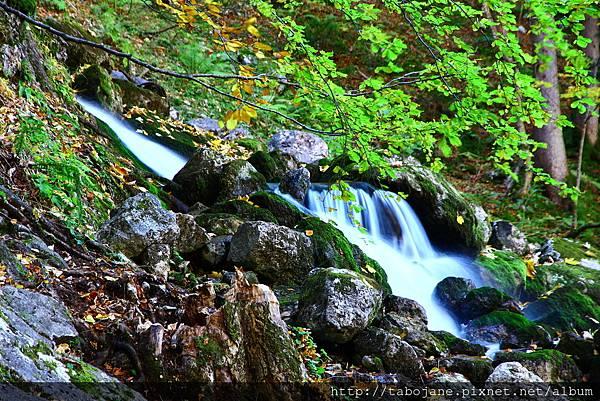 10/15Röthbach-Wasserfall