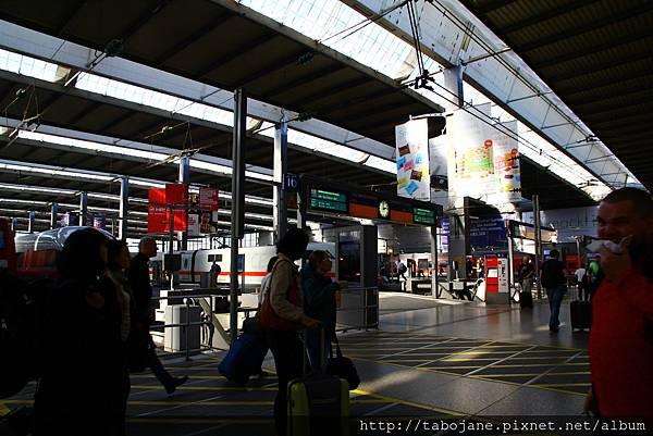 10/17慕尼黑中央車站