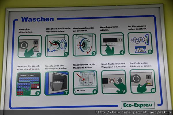 10/20 Eco Express Laundry