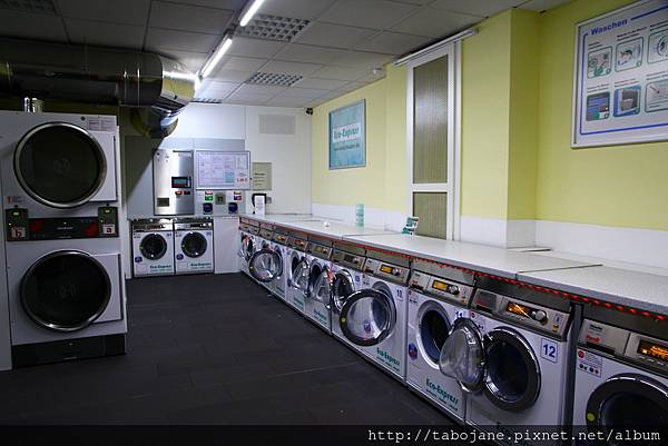 10/20 Eco Express Laundry