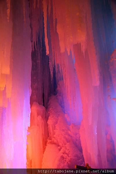 2/1 層雲峡氷瀑まつり
