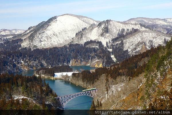 2%2F11 第一只見川橋梁展望台