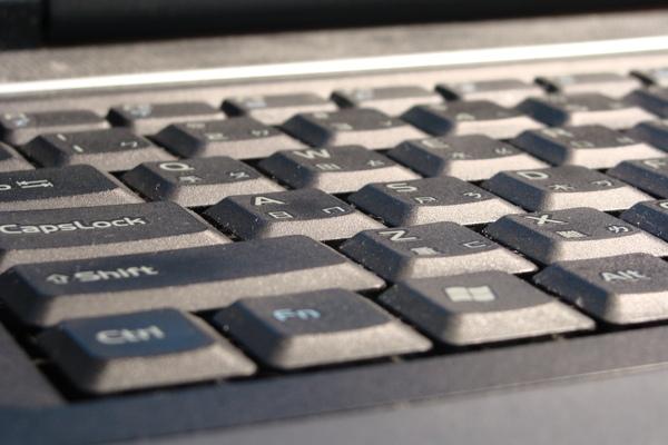 適合留來當素材的鍵盤照