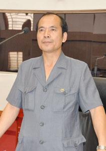 20110616-〈縣政總質詢〉林金量要求提升烈嶼地區醫療品質