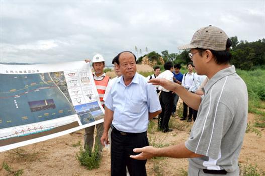 20110721-金門大橋主體工程預定29日開標