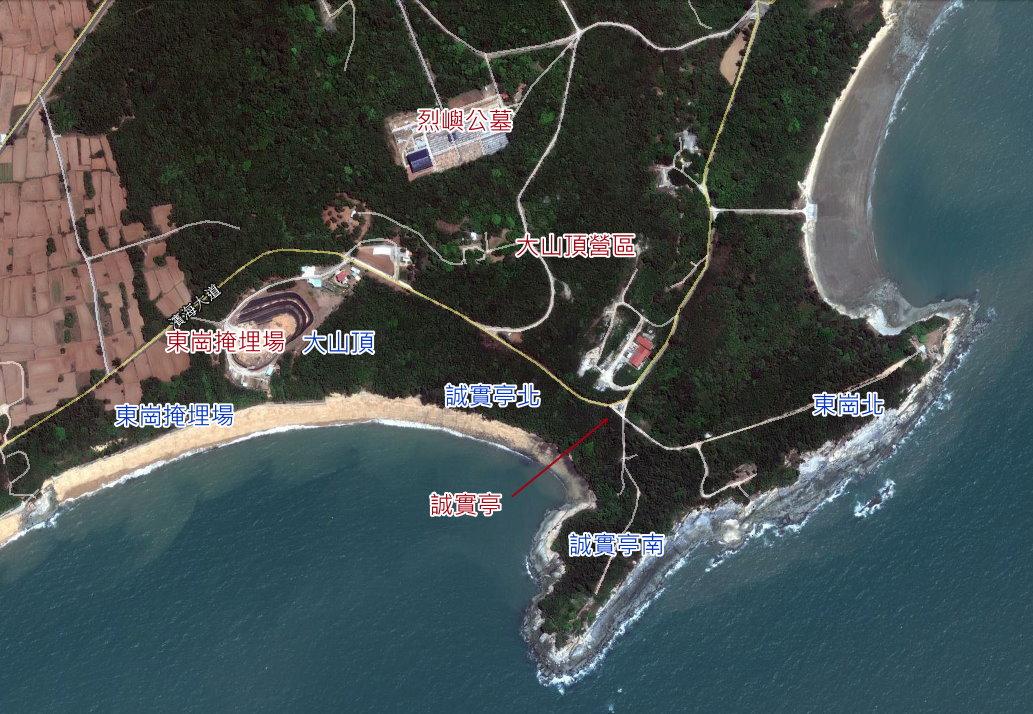 東崗雷區衛星圖.jpg