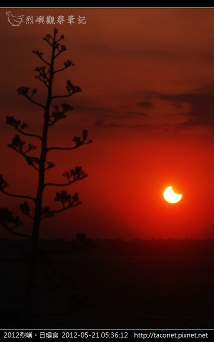 2012烈嶼。日環食 _04