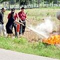 20100629烈消分隊消防編組訓練