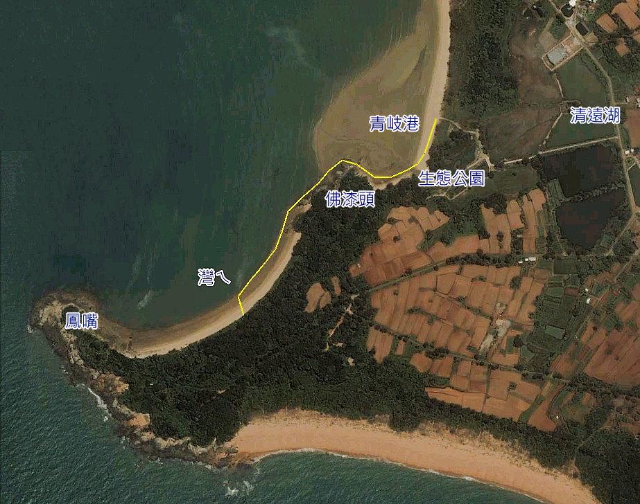 沙溪衛星圖.jpg