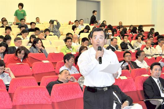 20110416-陳朝金提八項博弈建言