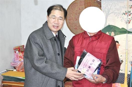 20110124李縣長探慰各鄉鎮獨居老人.jpg