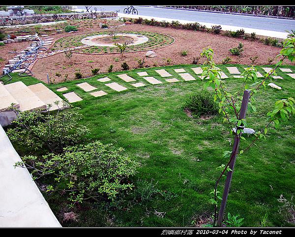 湖井頭某庭院