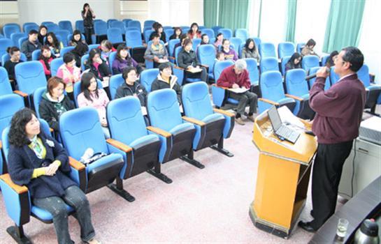 2010-03-04西口國小親職教育跨出第一步