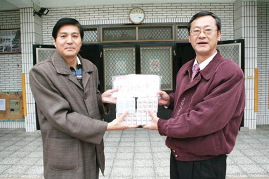 2010-03-05昔日服役烈嶼王維寬沒齒難忘