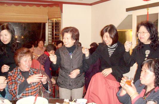 2010-03-09烈嶼婦女分會新春聯誼