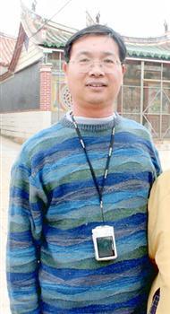 2010-03-13上庫社區理事長吳國泰擔綱