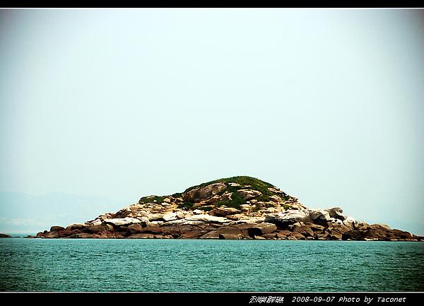 石山兔嶼(大擔旁)