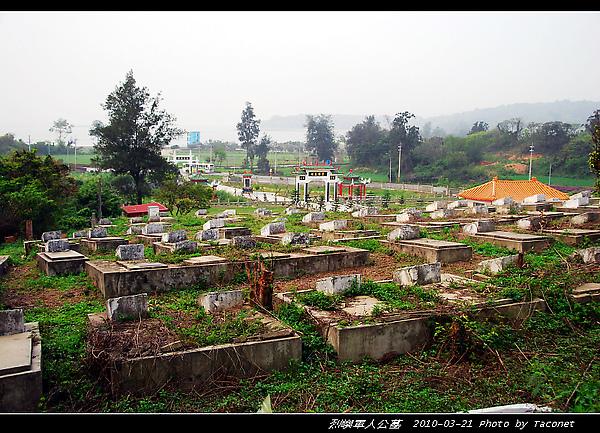 年久失修的墳墓