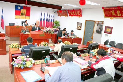 20100511鄉鎮長施政報告