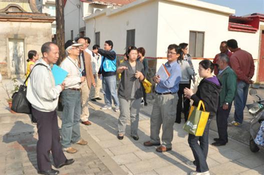 20101030-東坑發展低碳社區環署現勘