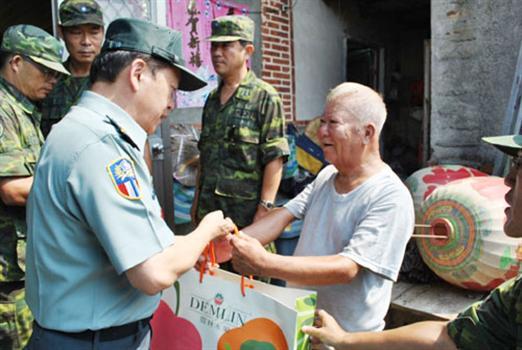20100805-南塘驚爆陸軍司令部持續派員關心