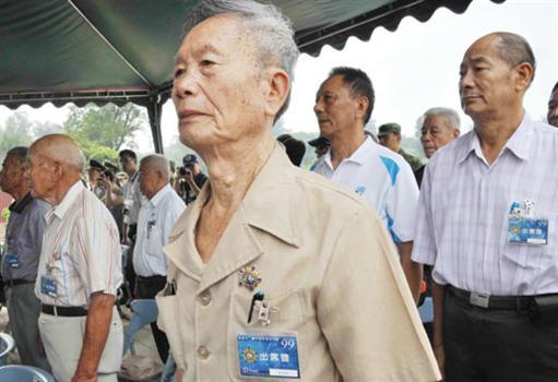 20100727-《老兵話今昔》曾浩訓﹕兩岸不宜再有鬥爭
