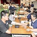 20100627慈濟烈嶼義診場面溫馨感人