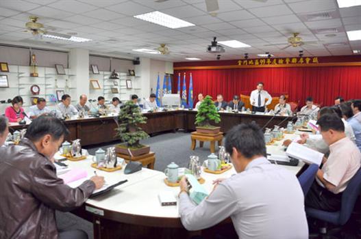 201011203-大陸盜採沙石濫捕漁應進行兩岸協商