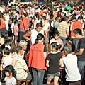 20100919-烈嶼博狀元餅登場湧現人潮